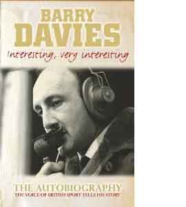 Barry Davies - Interesting Very Interesting (HB)