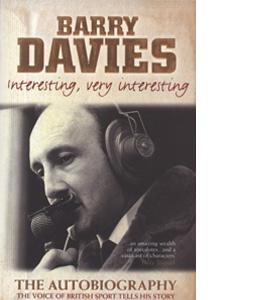 Barry Davies - Interesting Very Interesting