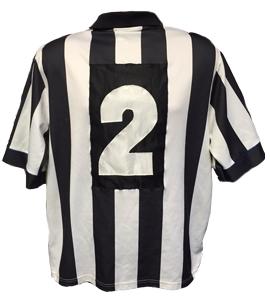 Barry Venison Newcastle United Home Shirt 1993/94 (Match-Worn)