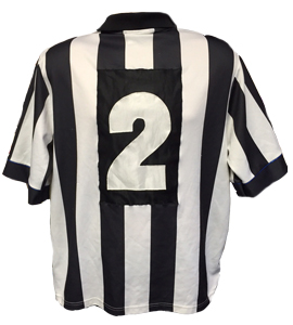 Barry Venison Newcastle United Home Shirt 1993/94 (Match-Worn)