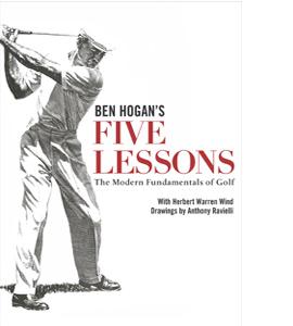 Ben Hogan's Five Lessons (HB)