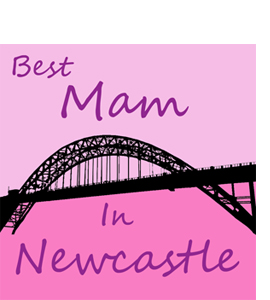 Best Mam in Newcastle, Tyne Bridge (Greeting Card)