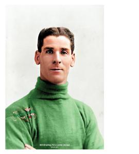 Bill Bradley Newcastle United Legend 1919-1927 (Print)