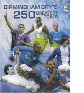 Birmingham City 250 Greatest Goals (DVD)