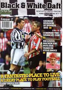 Black & White Daft Issue 7 (Fanzine)