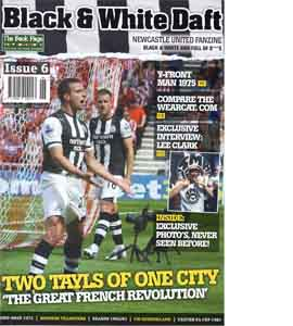 Black & White Daft Issue 6 (Fanzine)