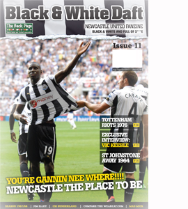 Black & White Daft Issue 11 (Fanzine)