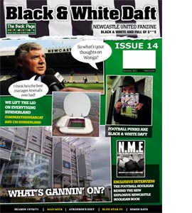 Black & White Daft Issue 14 (Fanzine)