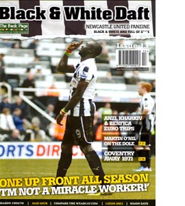 Black & White Daft Issue 13 (Fanzine)