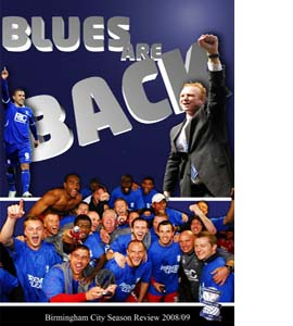 Blues Are Back-Birmingham City Season Review 08/09 (DVD)