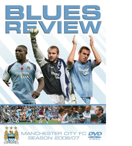 Blues Review - Manchester City FC Season 2006/07 (DVD)
