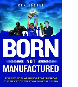 Born Not Manufactured (HB)