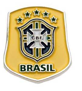 Brasil Badge Crest