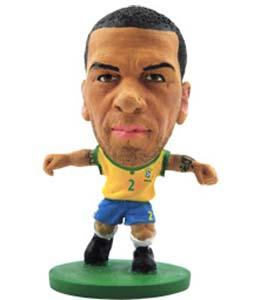 Brazil Soccer Starz Dani Alves (2014)