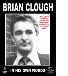 Brian Clough: The Derby County Days - In His Own Words (DVD)