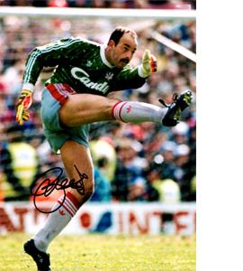 Bruce Grobbelaar Liverpool Photo (Signed)