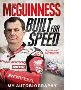 Built For Speed: My Autobiography (HB)