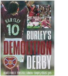 Burley's Demolition Derby (DVD)