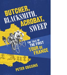 Butcher, Blacksmith, Acrobat, Sweep (HB)