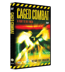 Caged Combat (DVD)