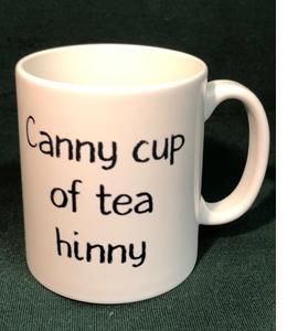Canny Cup Of Tea Hinny (Mug)
