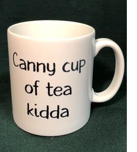 Canny Cup Of Tea Kidda (Mug)