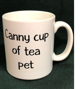 Canny Cup Of Tea Pet (Mug)