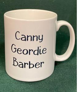 Canny Geordie Barber (Mug)