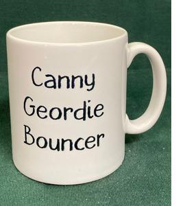 Canny Geordie Bouncer (Mug)