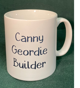 Canny Geordie Builder (Mug)