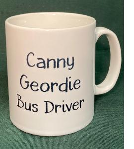Canny Geordie Bus Driver (Mug)
