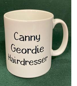 Canny Geordie Hairdresser (Mug)