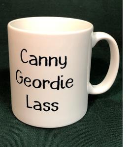 Canny Geordie Lass (Mug)
