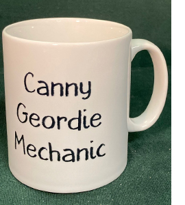 Canny Geordie Mechanic (Mug)