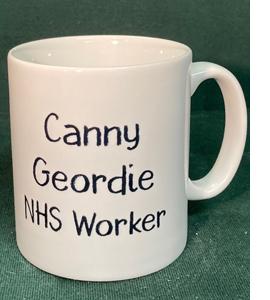 Canny Geordie NHS Worker (Mug)