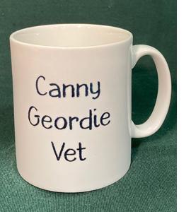 Canny Geordie Vet (Mug)