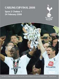 Carling Cup Final 2008: Tottenham Hotspur v Chelsea