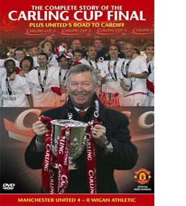 Carling Cup Final 2006: Manchester United v Wigan Athletic