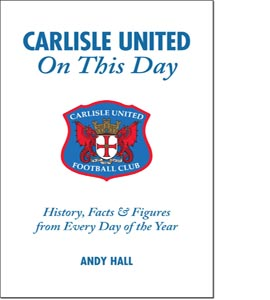 Carlisle United on This Day (HB)