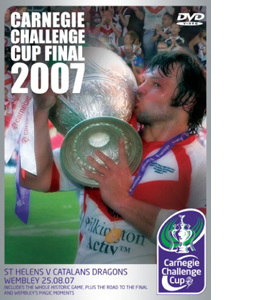 Carnegie Challenge Cup Final 2007 (DVD)