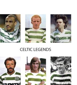 Celtic Legends (Greetings Card)
