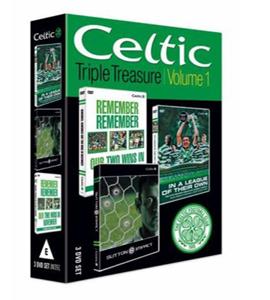Celtic Triple Treasure - Vol. 1 (DVD)