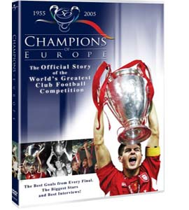 Champions Of Europe: 50 Years Of The European Cup (DVD)