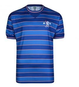 Chelsea Official 1984 Retro Home Shirt