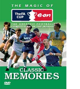 Classic Memories - The Magic Of The FA Cup (DVD)