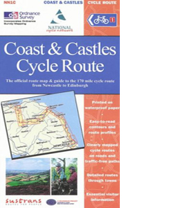 Coast and Castle Cycle Route: Newcastle to Edinburgh