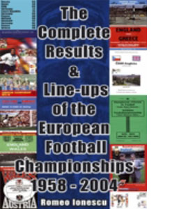 Complete Results & Line-ups European Championships 1958-2004