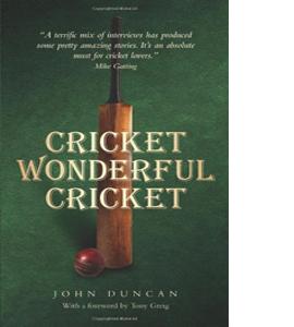 Cricket Wonderful Cricket (HB)