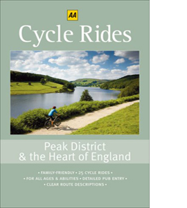 Cycle Rides: Peak District and the Heart of England