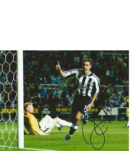 Darren Ambrose Newcastle Photo (Signed)